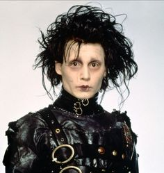 De looks van Johnny Depp in Tim Burton-films