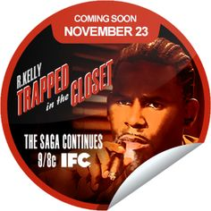 ORIGINALS BY ITALIA's Trapped In The Closet Coming Soon Sticker | GetGlue