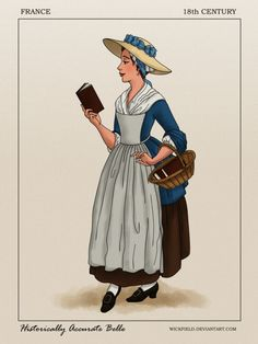 Historically Accurate Belle by Wickfield on DeviantArt