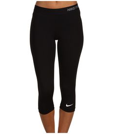 I discovered this Nike Pro Core II Compression Capri on Keep. View it now.