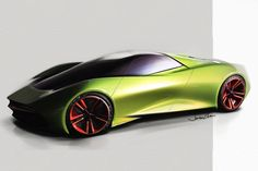 SRT Halo Concept - This Is What A Hypercar From Dodge Would Look Like This SRT Halo hypercar conceptis the authorship of Jingxu Zhan, a design student, who wanted to render what a blend of a SRT and a Dodge would look like, if shaped into a hypercar. You will notice a lot of inspiration from Viper, as well as other famous sports cars. The car is finished in...
