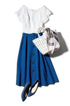 Pin on 着こなし Pin on 着こなし Office Fashion, Paris Fashion, Fashion Photo, Fashion Looks, Trendy Summer Outfits, Elegant Outfit, Japanese Fashion, Fashion Outfits, Womens Fashion