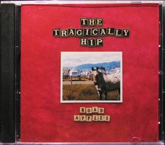 Northern Volume - The Tragically Hip - Road Apples (Audio CD), $9.95 (https://www.northernvolume.com/the-tragically-hip-road-apples-audio-cd/)