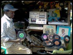 record shop , kisumu , Kenya