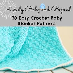 Crocheted Blankets are a wonderful project for beginners to experts alike. Crocheted baby blankets make great gifts for expectant parents and are an exce