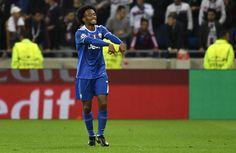 Cuadrado, si, si / Lyon 0 - 1 Juventus. 18.10.2016