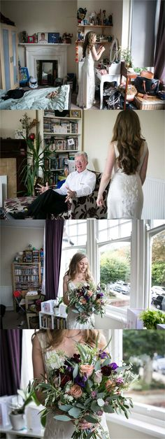 bride in jenny packham dress getting ready for wedding at home in london Home Wedding, Wedding Things, Jenny Packham Wedding Dresses, Groom Getting Ready, Relaxed Wedding, Good Music, Bride Groom, Rock And Roll, Wedding Photography