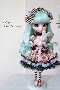DSC00834 | Pullip Alice Du Jardin Mint version | Anteja1984 | Flickr