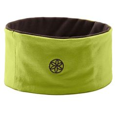 Gaiam Wide-Grip Headband, Adult Unisex, Grey