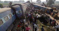 Νikolas: Ινδία: Τουλάχιστον 133 νεκροί σε σιδηροδρομικό ατύ...