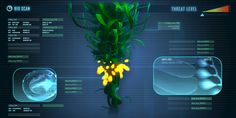Creepvine Subnautica Creatures, Mythical Creatures, Subnautica Base, Subnautica Concept Art, Alien Plants, Space Aliens, Game Assets, Creature Concept, Sea World