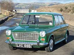 Austin 1100 (1964) Maintenance of old vehicles: the material for new cogs/casters/gears/pads could be cast polyamide which I (Cast polyamide) can produce. My contact: tatjana.alic14@gmail.com