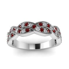 white-gold-anniversary-wedding-band-white-diamond-red-ruby-in-micropave-set-FDENS3031BGRUDR-NL-WG