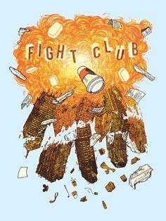 Fight Club alt cover