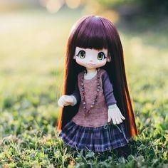 My favorite Kikipop!  #kikipop #kinokojuice #azonejp #azone #doll #dollcollector #dollstagram #instadoll #dollsofinstagram #bjd #toycollector #dollphotography #toyphotography #bjdstagram