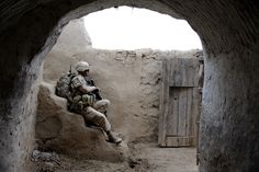 Canadian Soldier, Afghanistan