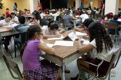 Segunda evaluación #pgl2014