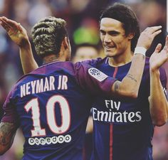 Real Madrid Tipped to Move for Edinson Cavani in January if 'BBC' Doesn't Start Firing Neymar 2017, Neymar Jr, New Year New Beginning, Sports Frames, Bbc S, United Way, Psg, Football Soccer, Messi