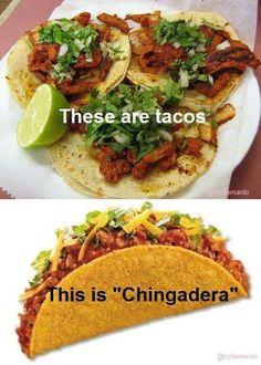 New Memes Mexicanos Tacos Ideas Carnitas, Barbacoa, Garam Masala, Tacos Mexicanos, Del Taco, Mexican Problems, Mexican Food Recipes, Ethnic Recipes, Mexican Memes