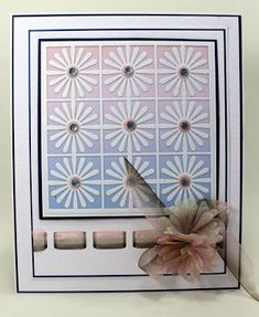 Happy Sunday and Mothers Day ( UK) lol Im taking a day off to rest today as its been such a busy week with workshops I may do a little p. Dear John, Candy Cards, Next Door, Ribbon Bows, Happy Sunday, Daisy, Workshop, Card Making, Sue Wilson