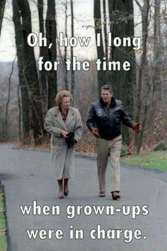 Reagan and Thatcher.  We need more people like you!