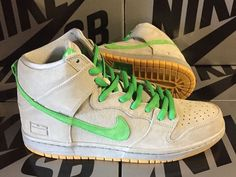 innovative design d99a6 92745 The Nike SB Dunk High Silver Box Is Releasing Soon Shoe Room, Nike Sb Dunks
