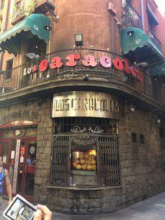 Los Caracoles, Barcelona - Barrio Gòtico (Barri Gòtic) - Fotos, Número de Teléfono y Restaurante Opiniones - TripAdvisor