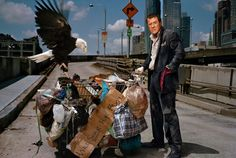 New York-based photographer Martin Schoeller
