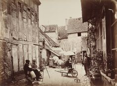 Normandy, France 19th century (unidentified photographer)