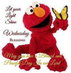Wednesday Blessings.