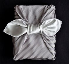 The Cutest Gift Wrap Idea: Wrapping Scarves