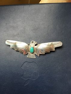 Vintage Native American Sterling Silver by mimisvintageshop