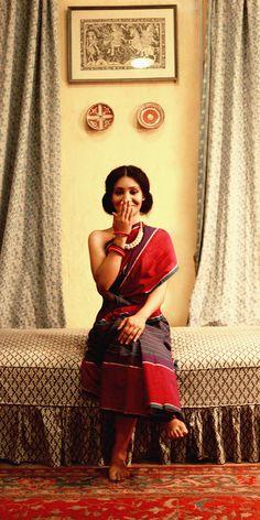 Kerala cotton sari