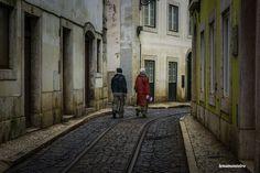Walking away... - LISBON, PORTUGAL, EUROPE Walking Away, Lisbon Portugal, Europe