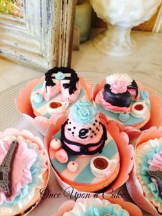 Paris Tea Party for Eloise!