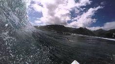 Slater's Dark Side / Tahiti #KellySlater #Volcom #surfing