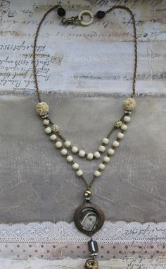 let it be . necklace