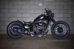 Her e is some of our past builds. Honda Shadow Bobber, Honda Bobber, Bobber Bikes, Bobber Chopper, Yamaha, Honda Steed, Biker Chic, Harley Davidson Motorcycles, Custom Bikes