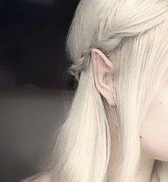 oreilles pointues