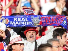 Atlético-Real : Echarpe