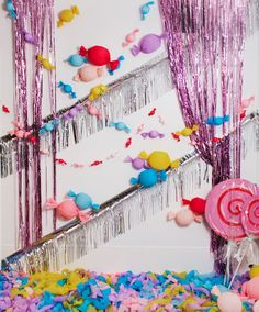 INSPIRATION: Alison's Candy Shoppe: Candy Themed Dance Party - The Alison Show