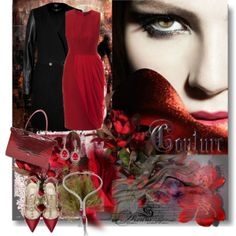 """Beauty's BeHolder"" by jacque-reid on Polyvore"