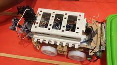 Robot para inspeccionar soldaduras en caños