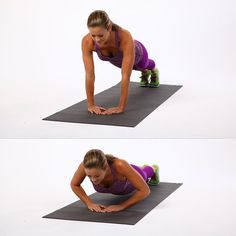 September 1st -30 Day Push Up Challenge- I will do a diamond push up at the end of this!