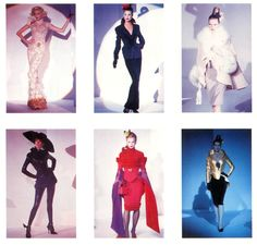 1970s-1990s Thierry Mugler - Page 11 - the Fashion Spot