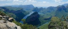 Blyde River Canyon, South Africa by lumixphoto1000