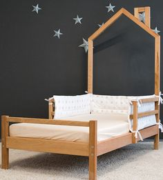 Toddler Bed, Furniture, Home Decor, Child Bed, Decoration Home, Room Decor, Home Furnishings, Home Interior Design, Home Decoration