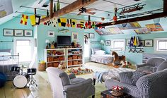 12 Insanely Inspiring Kids' Rooms for EVERY Age