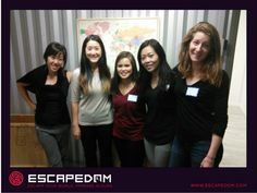Another great group at escapedom