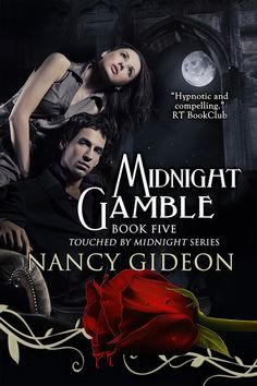 Midnight Gamble, Paranormal Romance by Nancy Gideon